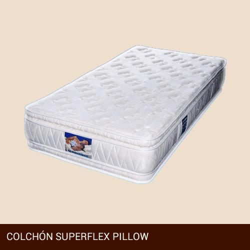 Colchones Comodísimos - Superflex Pillow
